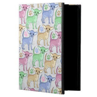 Chihuahua Lover Colorful Pattern Powis iPad Air 2 Case