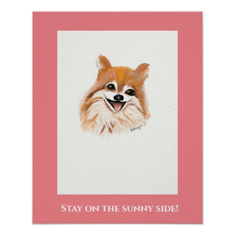 Chihuahua Print, Value Poster Paper (Matte)