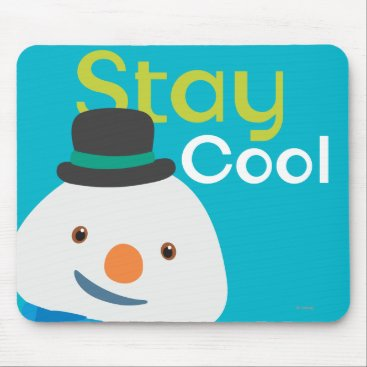 Chilly- Stay Cool 3 Mouse Pad