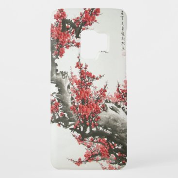 Chinese Cherry Blossom Case-Mate Samsung Galaxy S9 Case