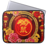 Chinese New Year Laptop Sleeve