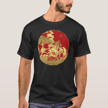 Chinese New Year T-Shirt Year Of The Horse