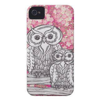 Chinese Paper Owls 4 Case-Mate ID iPhone 4 Case casematecase