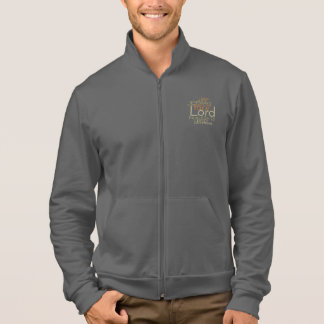 Christian Priestly Blessing Word Art Jacket