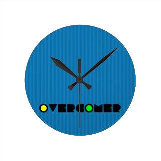 Christian Prophetic Spiritual Warfare OVERCOMER Round Clock
