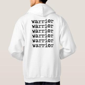 Christian Prophetic Spiritual Warfare WARRIOR Hoodie