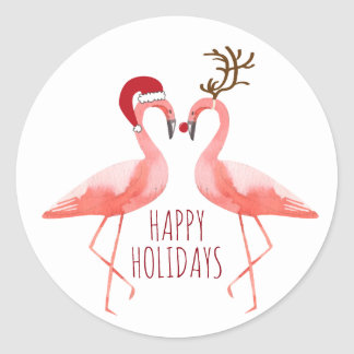 Christmas Flamingo Gifts On Zazzle