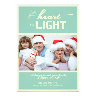 Christmas Holiday Photo Cards