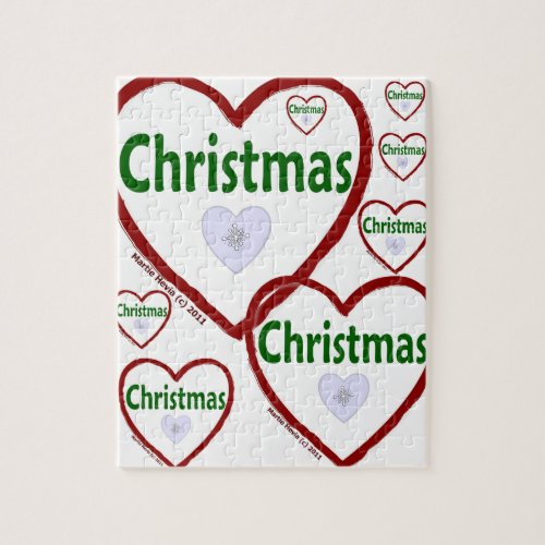 Christmas Love Puzzle