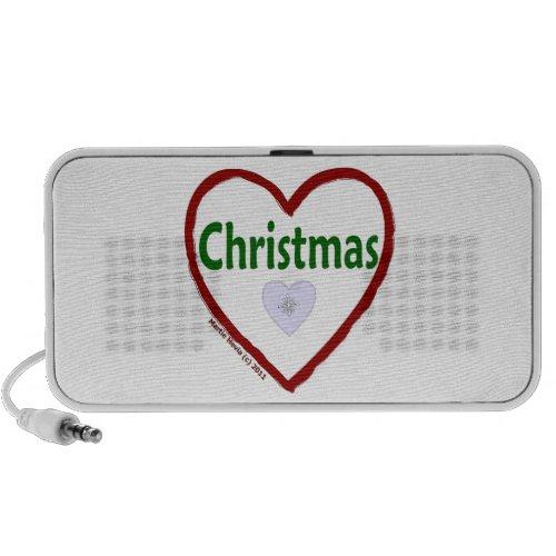 Christmas Love Speakers