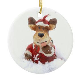 Christmas Reindeer Ornaments