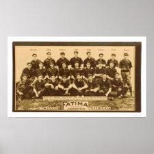 Cincinnati Reds Baseball 1913 Print