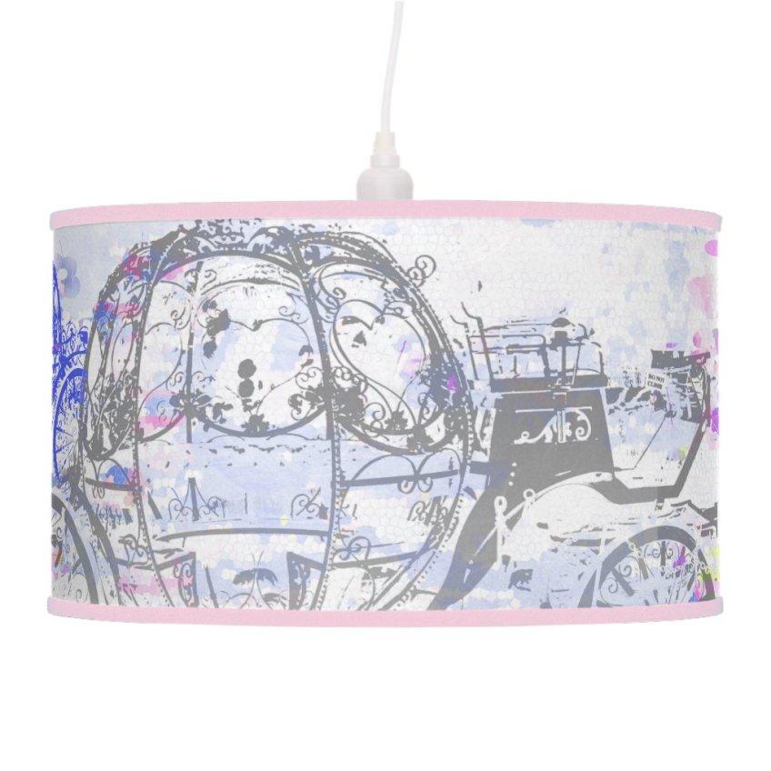 Cinderella Inspired Pendant Lamp