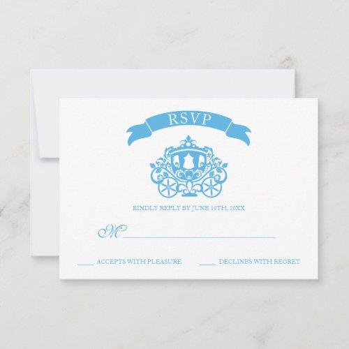 Cinderella Wedding | Carriage RSVP