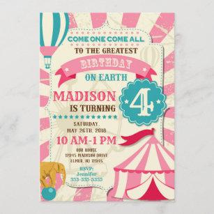https www zazzle com carnival birthday invitations