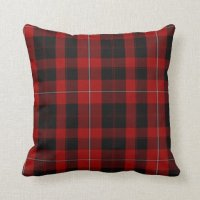 Tartan Plaid Pillows, Tartan Plaid Throw Pillows