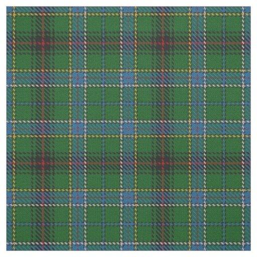 Clan Duncan Scottish Tartan Plaid Fabric Zazzle