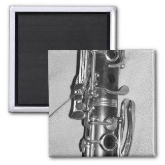 Clarinet Magnet magnet