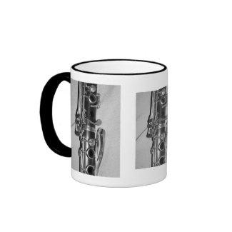 Clarinet Mug mug
