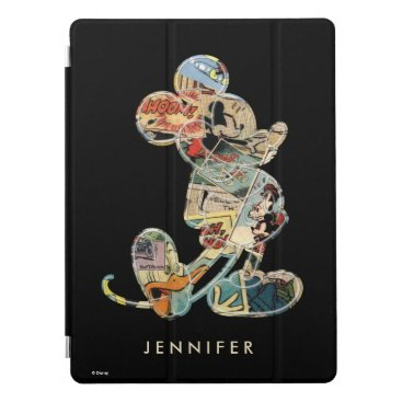 Classic Mickey | Comic Silhouette iPad Pro Cover