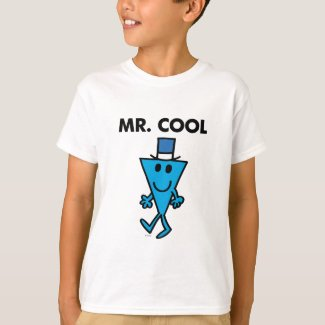 Classic Mr. Cool Pose T-Shirt