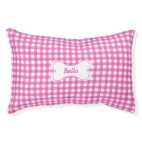 Gingham Dog Beds | Zazzle