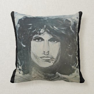 CLASSIC ROCK THROW PILLOWS