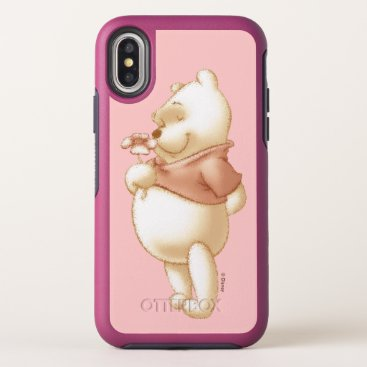Classic Winnie the Pooh 1 OtterBox Symmetry iPhone X Case
