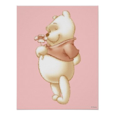 Classic Winnie the Pooh 1 Poster