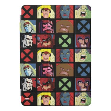 Classic X-Men | X-Men Villain Character Grid iPad Pro Cover