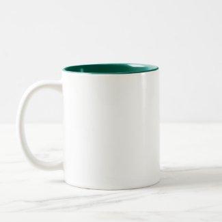 """Clovers"" Mug"