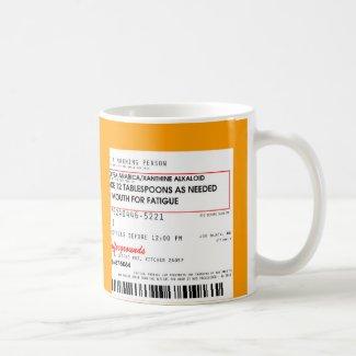 Coffee Rx Prescription