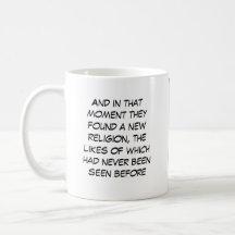 Coffee Worshipers Coffee Mug
