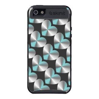 Cold Hearts: Skinit Cargo iPhone 5 Case