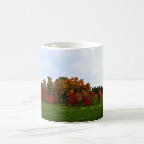 Colorful Autumn Foliage Coffee Mug