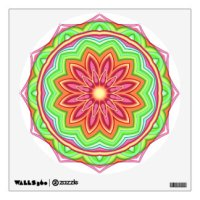 Medallion Wall Decals & Wall Stickers | Zazzle