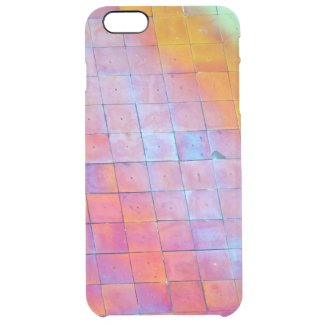 Colorful Hawaiian Tile Pattern Uncommon Clearly™ Deflector iPhone 6 Plus Case
