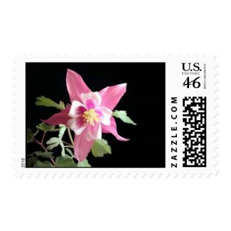 Columbine Postage stamp