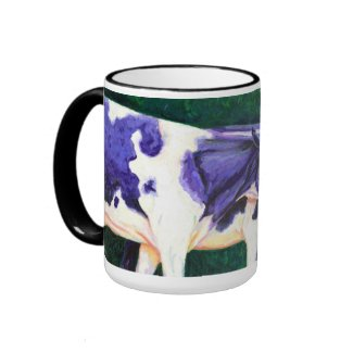 Coming Home - Purple Cows mug