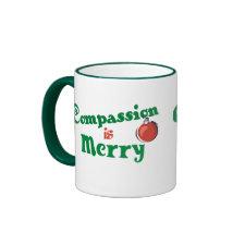 Compassion is Merry Mug