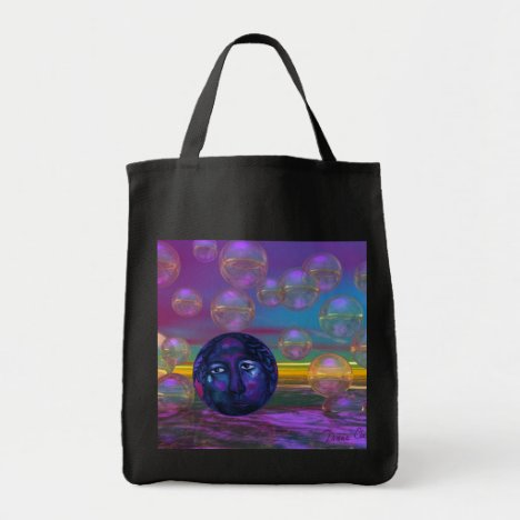 Compassion – Violet and Gold Awareness Tote Bag