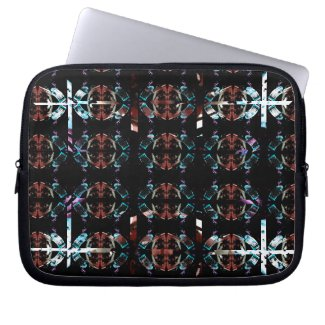 Concise 1 CricketDiane Electronics Laptop Case