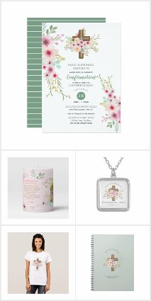 Confirmation Invitations and Gifts