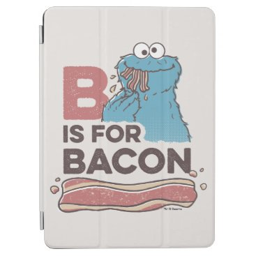 Cookie Monster | B is for Bacon iPad Air Cover
