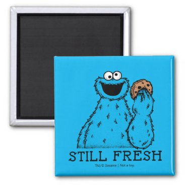Cookie Monster | Still Fresh Magnet