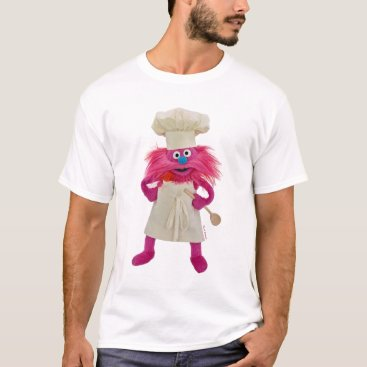 Cookie's Monster Food Truck | Gonger Posing T-Shirt