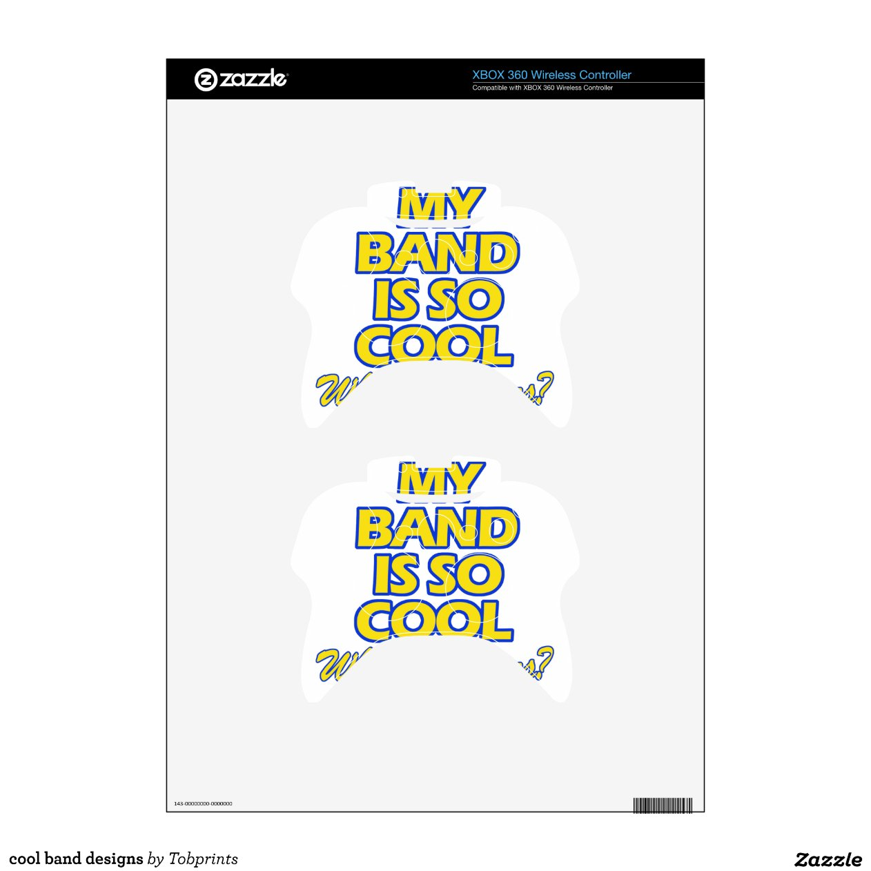 hight resolution of  cool band designs xbox 360 controller skin r0cd91dc40a364026b537dcfee60773d4 fhl4f 8byvr 1200 view padding 5b0 452380952380952 2c0 2c0 452380952380952
