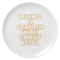 cool Christian designs Dinner Plate | Zazzle