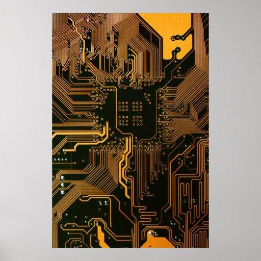 Black Circuit Board Sierra