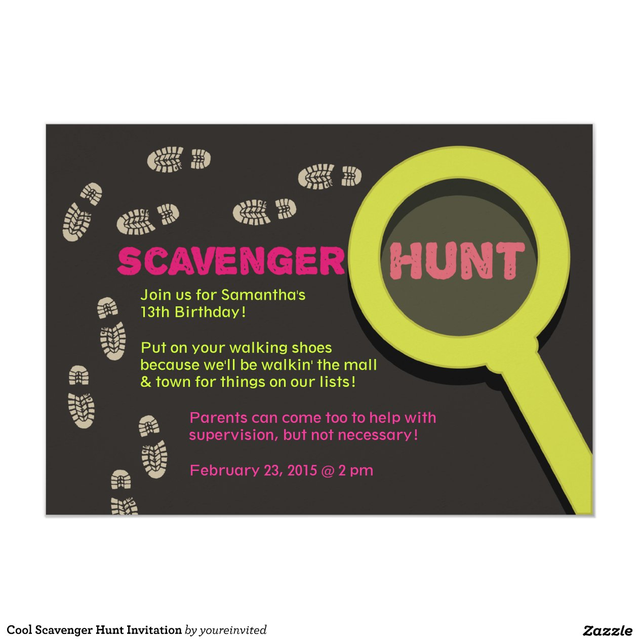 20 Scavenger Hunt Invitation Wording Pictures And Ideas On Stem